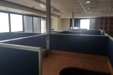"""משרדים גדולים להשכרה במגדל נצבא ת""""א, אופן ספייס"""