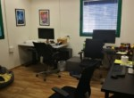 משרדים מהממים בשכונת מונטיפיורי, חדר עבודה