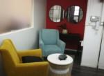 משרדים מהממים בשכונת מונטיפיורי, פינת ישיבה