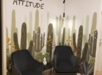 משרד חדש וחדיש למכירה בארבעה, פינת ישיבה