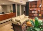 """380 מ""""ר משרדים יפייפיים להשכרה בחשמונאים, רחבת המתנה"""