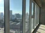 משרד גדול להשכרה במגדלי We ק' גבוהה, נוף מהחלונות