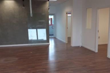 """118 מ""""ר משרדים חדשים במשכית, הרצליה, מסדרון"""