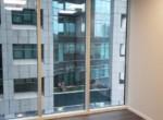 """241 מ""""ר משרד בגימור מושלם במגדלי We, חלונות גדולים"""