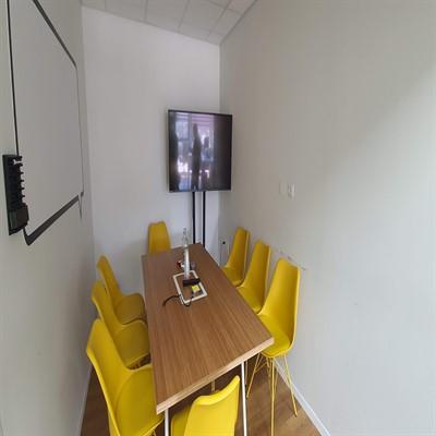 משרדים להשכרה במגדלי אלון החדשים, חדר ישיבות