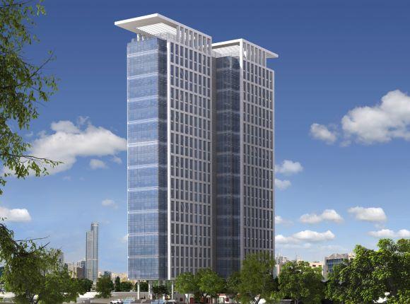 מגדל רסיטל החדש, צילום מבחוץ