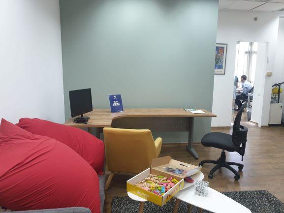 """195 מ""""ר משרד להשכרה ברח' המדע היוקרתי,חדר מנוחה"""