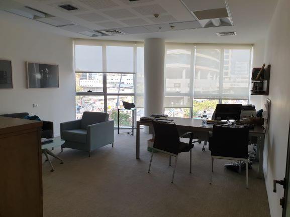 """700-1,000 מ""""ר משרדים מושלמים להשכרה בהרצליה, אופן ספייס"""