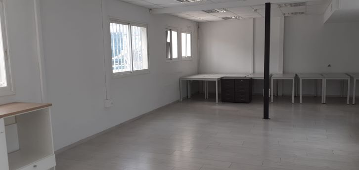 """115 מ""""ר משרדים במשכית הרצליה פיתוח, אופן ספייס"""