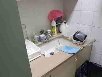 """120 מ""""ר משרד להשכרה בבית UMI מטבחון"""