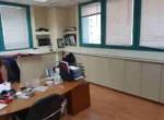 """120 מ""""ר משרד להשכרה בבית UMI  עמדת קבלה"""