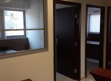 """95 מ""""ר משרד מטופח בסיבים, ק. מטלון, 2 חדרים"""