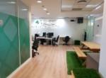 """206 מ""""ר משרדים מטופחים במשה אביב, אופן ספייס"""