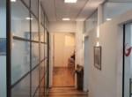 """506 מ""""ר משרד להשכרה במגדל ליד ארלוזורוב, מסדרון"""