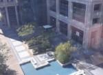 """420 מ""""ר משרדים ברמת החייל, בניין מטופח, מראה מלמעלה"""