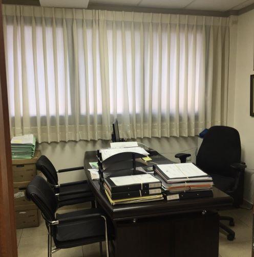 """62 מ""""ר משרד להשכרה בגבורי ישראל נתניה, חדר עבודה"""