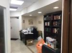 """62 מ""""ר משרד להשכרה בגבורי ישראל נתניה, חלל עבודה"""