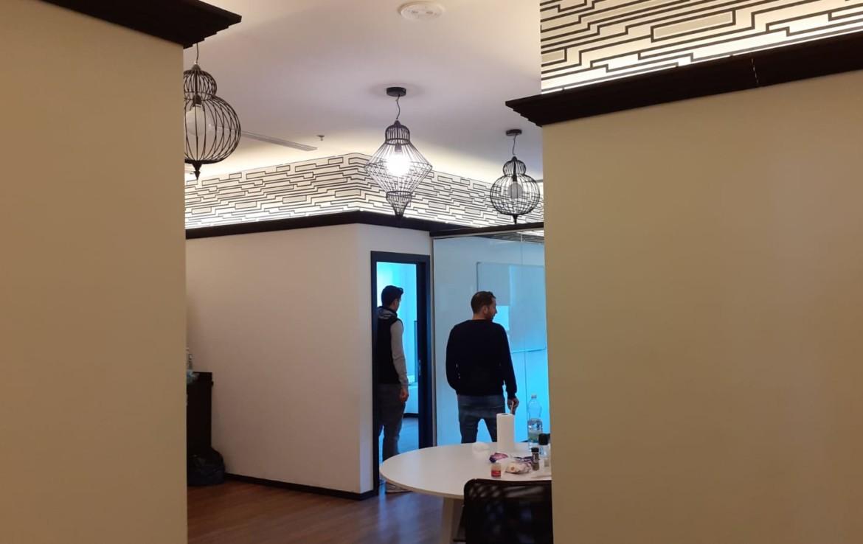 משרדים להשכרה במוטה גור ק' אריה, מסדרון