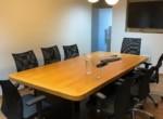 """550 מ""""ר משרדים מטופחים ברמה על ציר יגאל אלון  חדר ישיבות"""