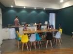 """550 מ""""ר משרדים מטופחים ברמה על ציר יגאל אלון חדר אוכלל"""
