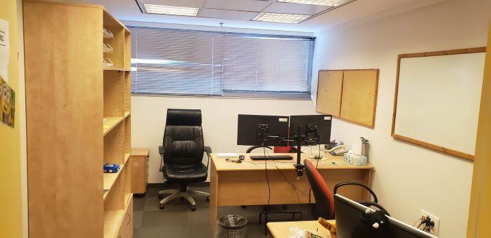 """908 מ""""ר משרד להשכרה גדול בנירים יד אליהו, חדר עבודה"""