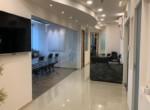 """290 מ""""ר משרדי היי טק יפיפיים בנתניה, מסדרון וחדר ישיבות"""