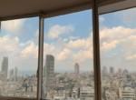 """350 מ""""ר משרדים מדהימים בק' גבוהה במגדל על, נוף לים"""