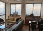 """350 מ""""ר משרדים מדהימים בק' גבוהה במגדל על, פינת ישיבה"""