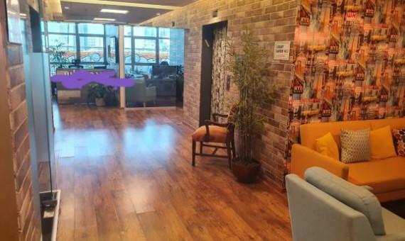 """520 מ""""ר+גלריה משרד להשכרה בגליס פ""""ת, מסדרון+מנוחה"""