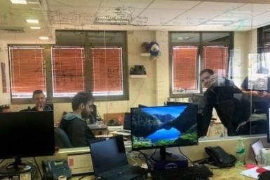 """משרד היי טק מטופח בשד' יהודית ת""""א, אופן ספייס"""
