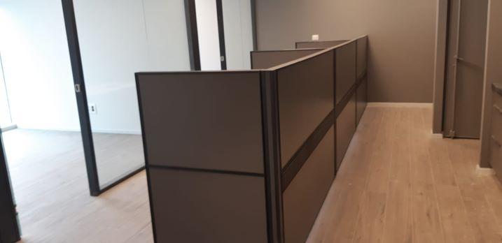 """159 מ""""ר משרד חדש במגדל We, עמדת קבלה"""