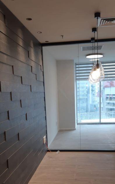 """159 מ""""ר משרד חדש במגדל We, מסדרון"""