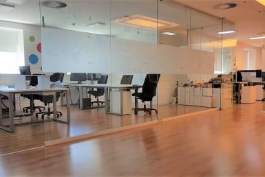 משרד היי טק מובהק, רמה גבוהה, אופן ספייס וחדרים