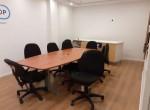 """225 מ""""ר משרדים מטופחים בא.ת. נאמן הוד השרון,חדר ישיבות"""