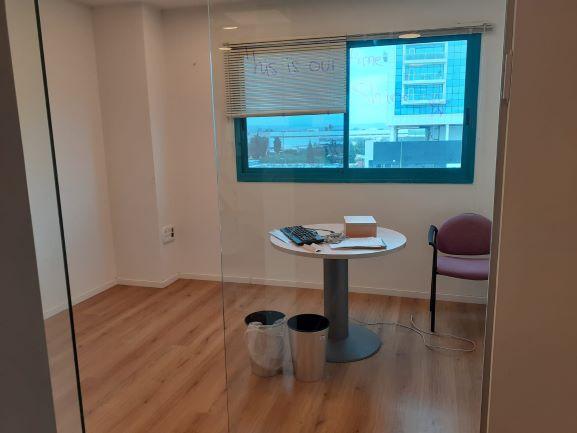 """225 מ""""ר משרדים מטופחים בא.ת. נאמן הוד השרון,חדר עבודה"""