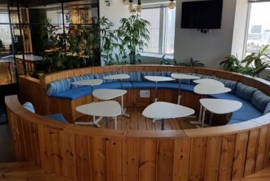 """585 מ""""ר משרד מדהים במשה אביב,פינת ישיבה"""