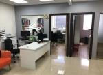 """120 מ""""ר משרד ממהודר בק' גבוהה במשה אביב, קבלה והמתנה"""