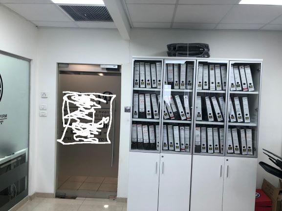 """120 מ""""ר משרד ממהודר בק' גבוהה במשה אביב, ארכיון"""