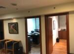 """450 מ""""ר משרד עו""""ד קלאסי במגדל שלום, 2 חדרים"""