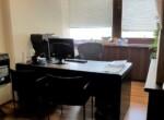 """450 מ""""ר משרד עו""""ד קלאסי במגדל שלום, חדר עבודה"""