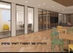 משה אביב - קומה 50 - הדמיה