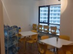 """270 מ""""ר משרד איכותי במנחם בגין ת""""א, חדר אוכל"""