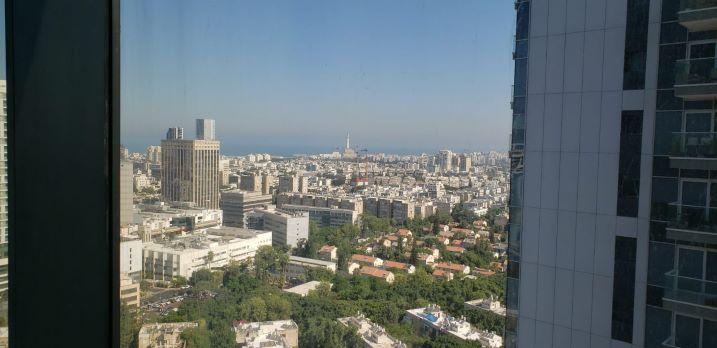 """252 מ""""ר, למכירה, מגדל מידטאון, תל אביב, נוף לים"""