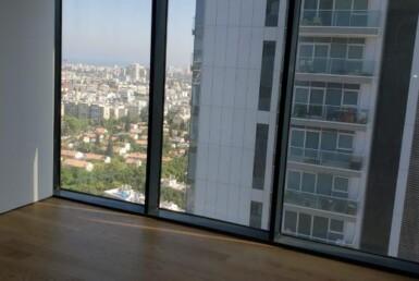 """252 מ""""ר, למכירה, מגדל מידטאון, תל אביב, משרד עם נוף לים"""