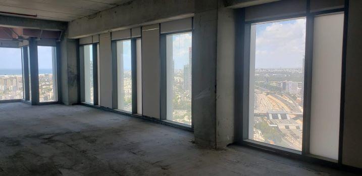 "Ressital277 מ""ר, להשכרה, מגדל רסיטל, תל אביב, מעטפת 2"