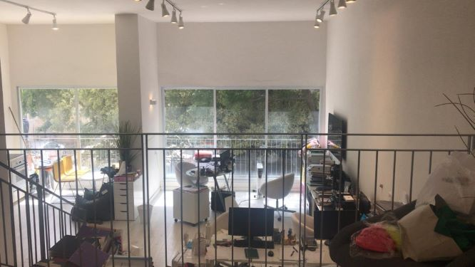 """משרד בוטיק משופץ בה' באייר ת""""א, גלריה"""