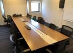 """360 מ""""ר משרד מפואר על ציר איילון, חדר ישיבות"""