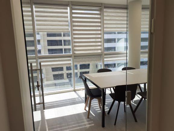 """125 מ""""ר משרדים מטופחים ביותר במוטה גור חדר עבודה 3"""