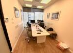 """120 מ""""ר משרד בגימור מעולה במידטאון, חדר ישיבות"""