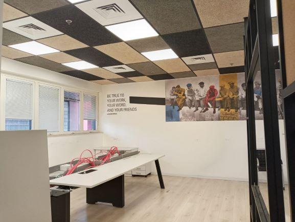 """150 מ""""ר להשכרה משרדים מטופחים בנתניה, חדר עבודה"""